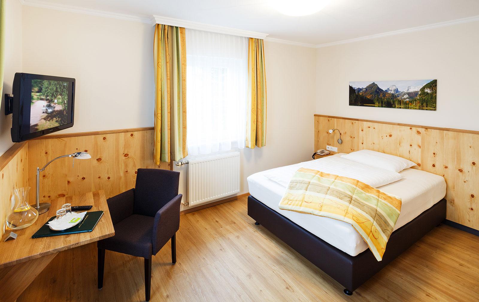Einzelzimmer - Zimmer - Pension Jageredt