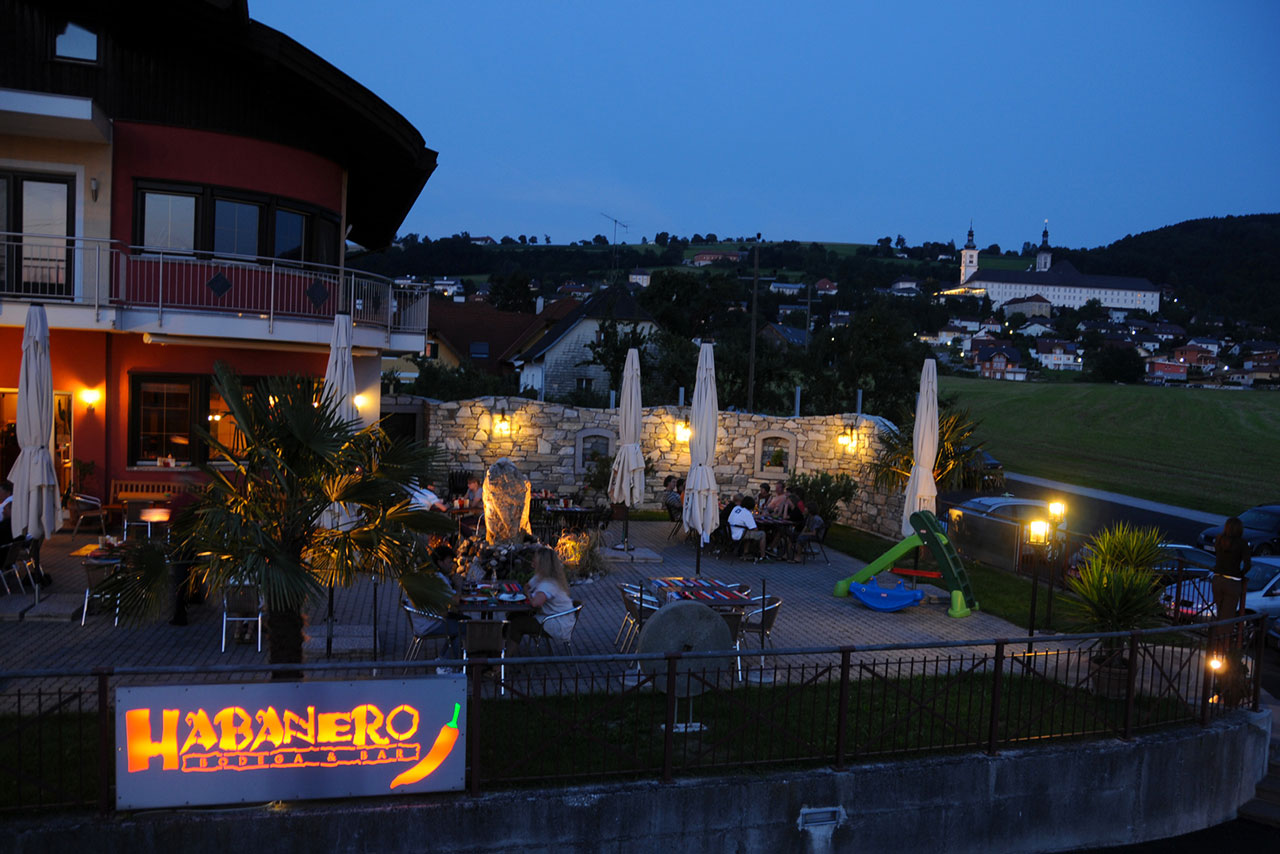 Habanero Schlierbach - Genussregion - Pension Jageredt