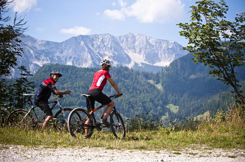 Kremstalradweg - Freizeit - Pension Jageredt