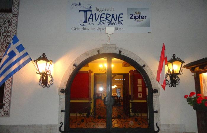 Taverne Zum Griechen - Pension Jageredt